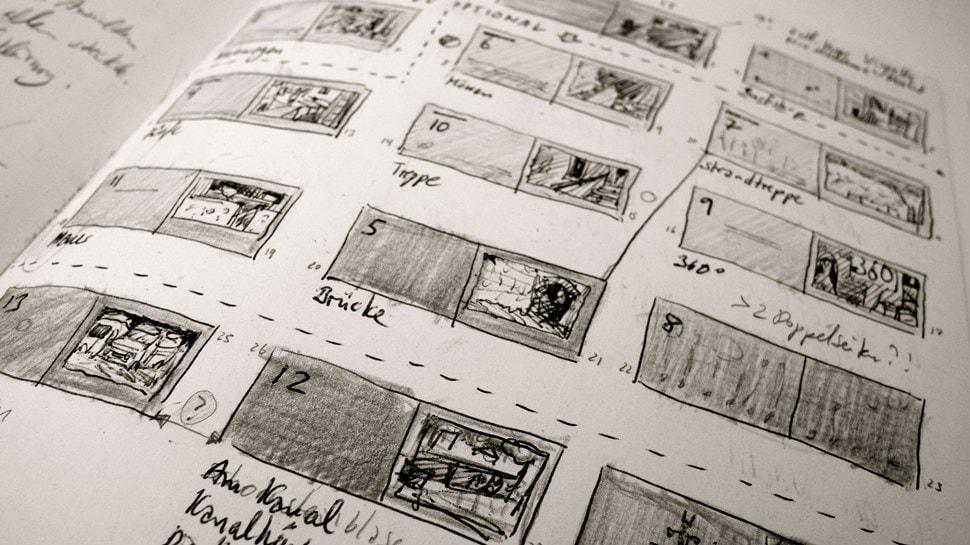 Im Atelier: Ideen- und Skizzenbuch - Einar Turkowski