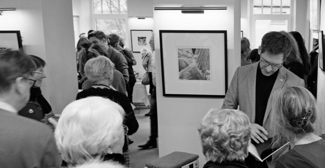 Galerie Bleimine - Einar Turkowski - Originale und Signaturen