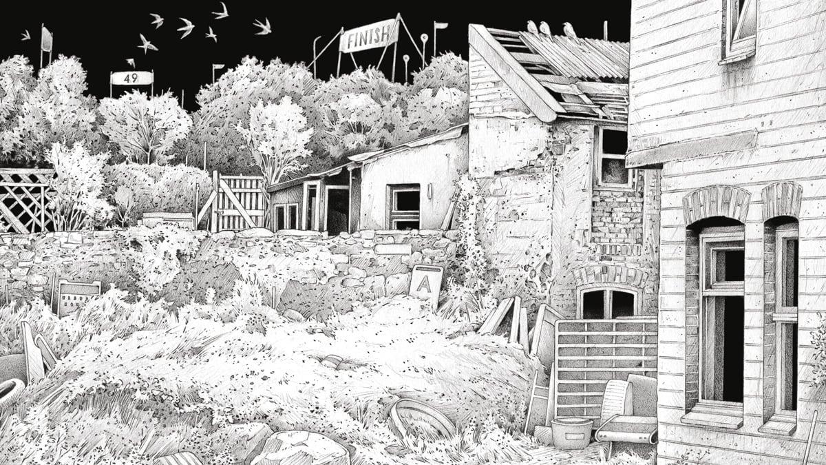 Fenster zum Hof - Einar Turkowski 2019