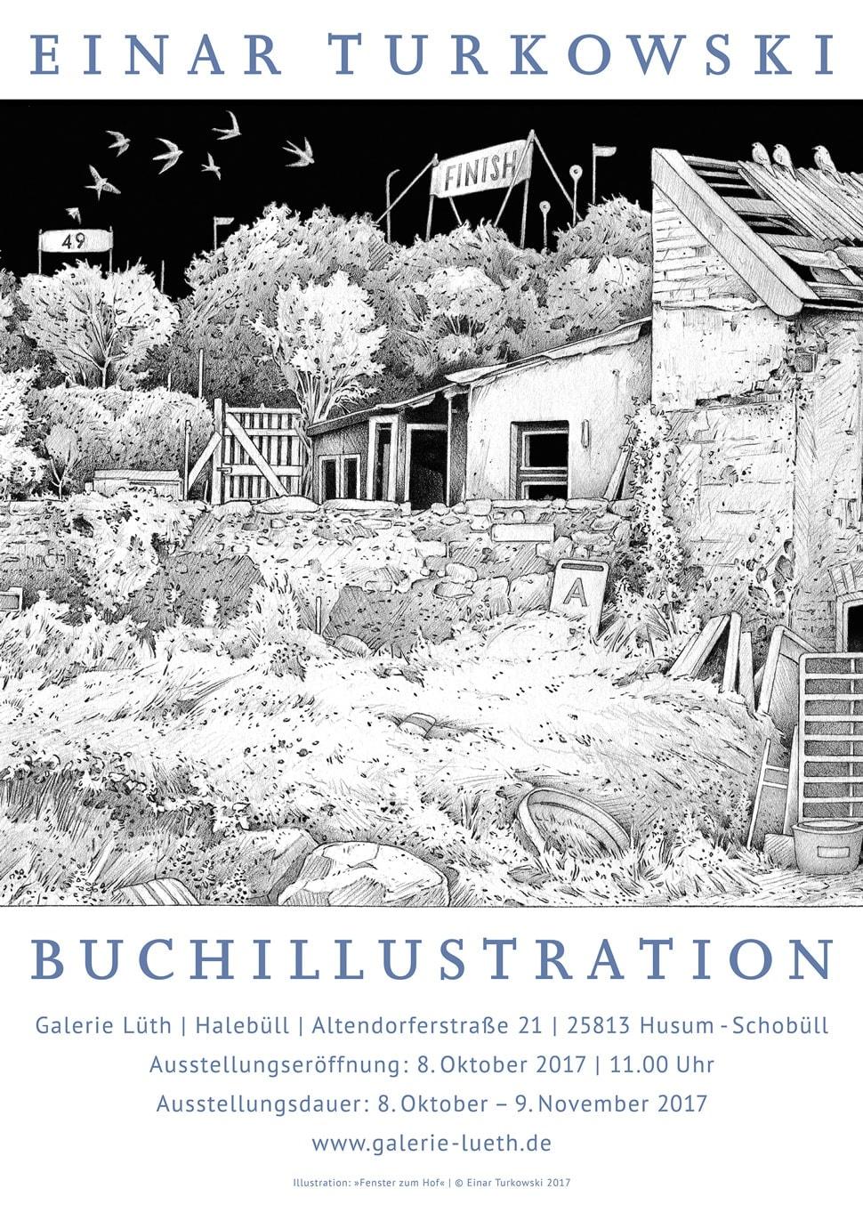Einar Turkowski – Buchillustrationen