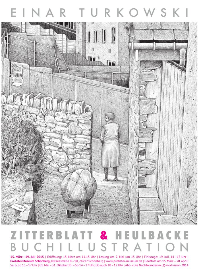 Einar Turkowski – Zitterblatt und Heulbacke