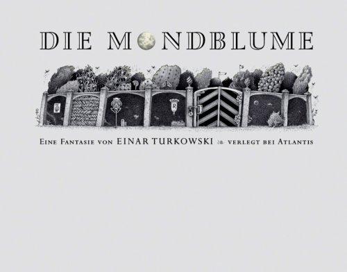 Cover Die Mondblume 2009 Einar Turkowski