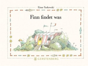 Cover Finn findet was 2010 Einar Turkowski