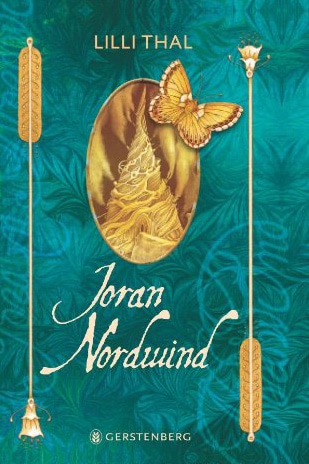 """Cover zu Lilli Thals """"Joran Nordwind""""  von Einar Turkowski"""